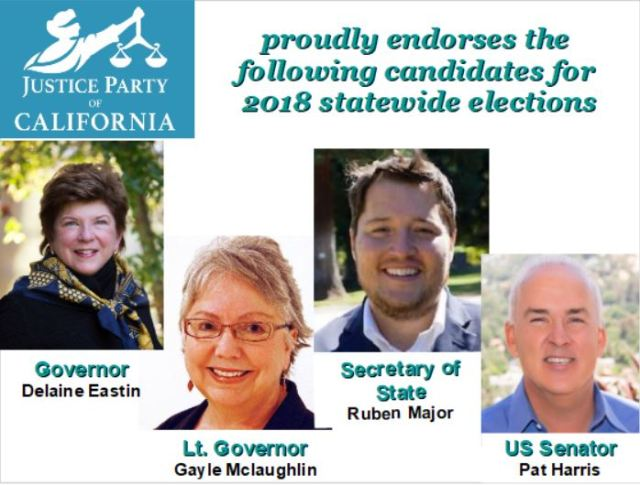 2018 Statewide Candidates